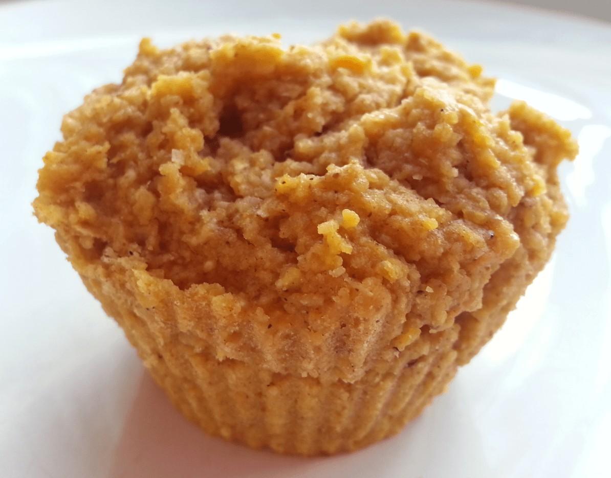 Recipe: Sweet potato corn muffins