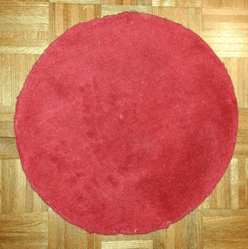 Making a rug no-slip