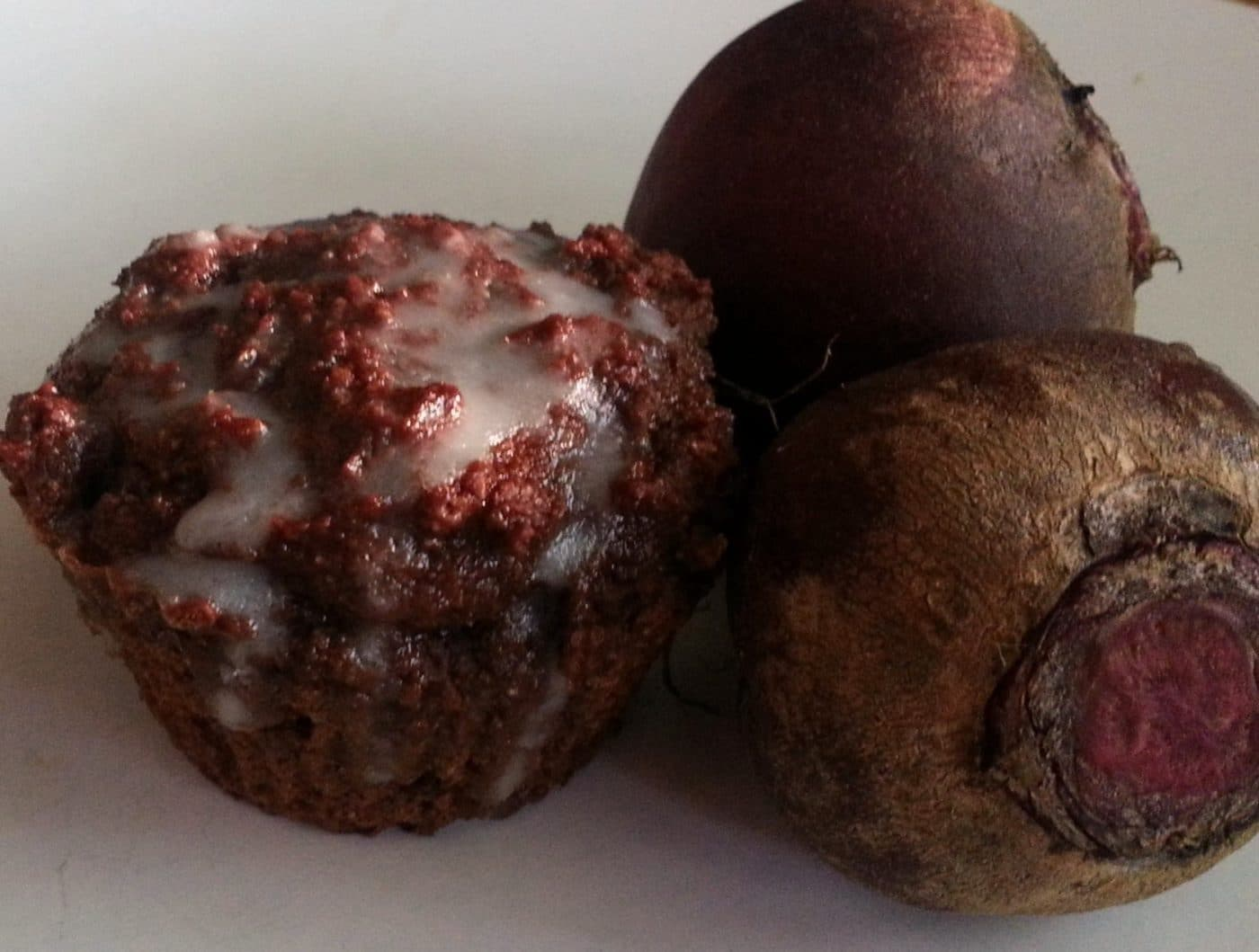 Recipe: Vegan chocolate-spice muffins … They'll never guess the secret ingredient is beets!