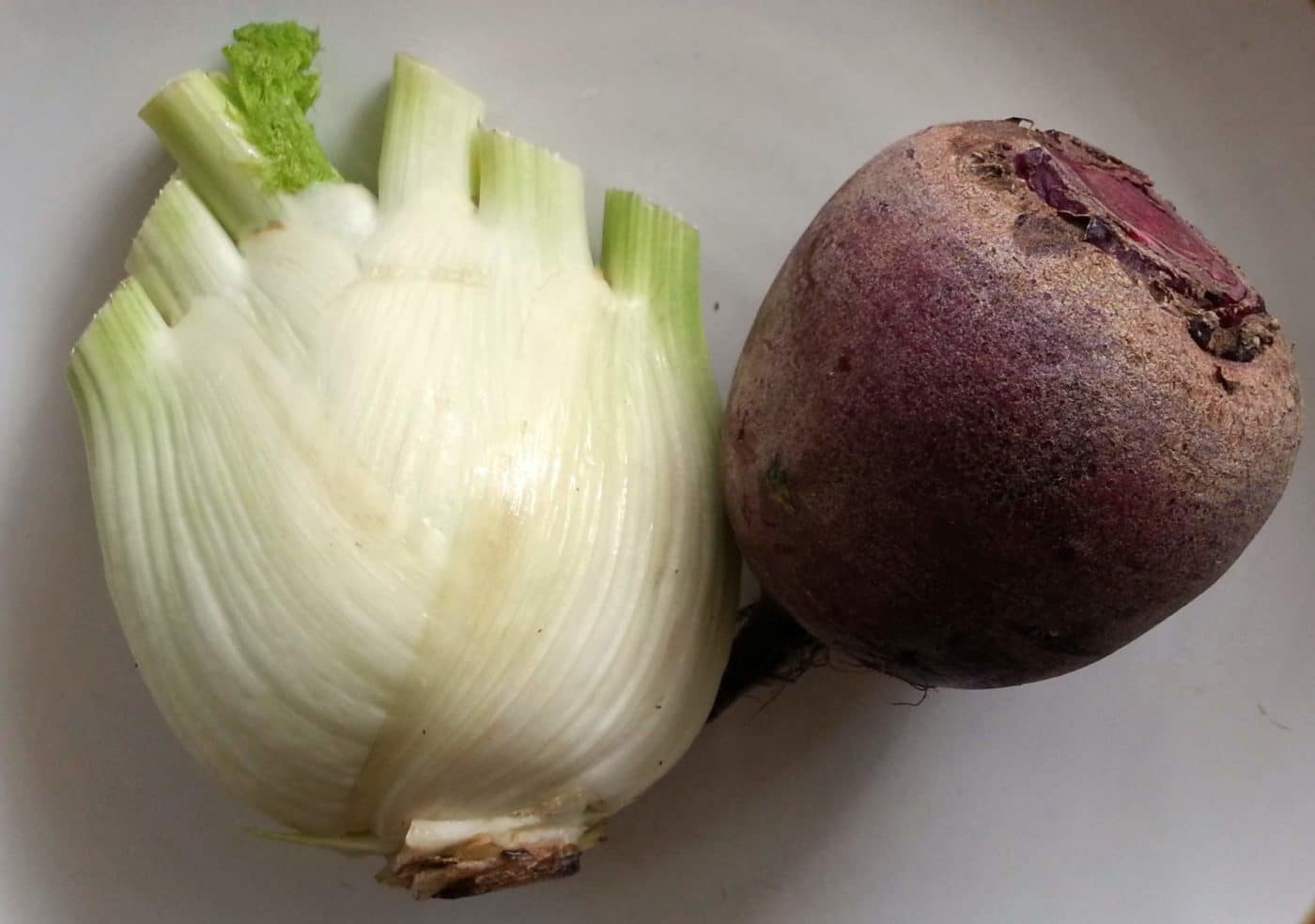 Simple side dish: Sautéed beets with fennel and lemon
