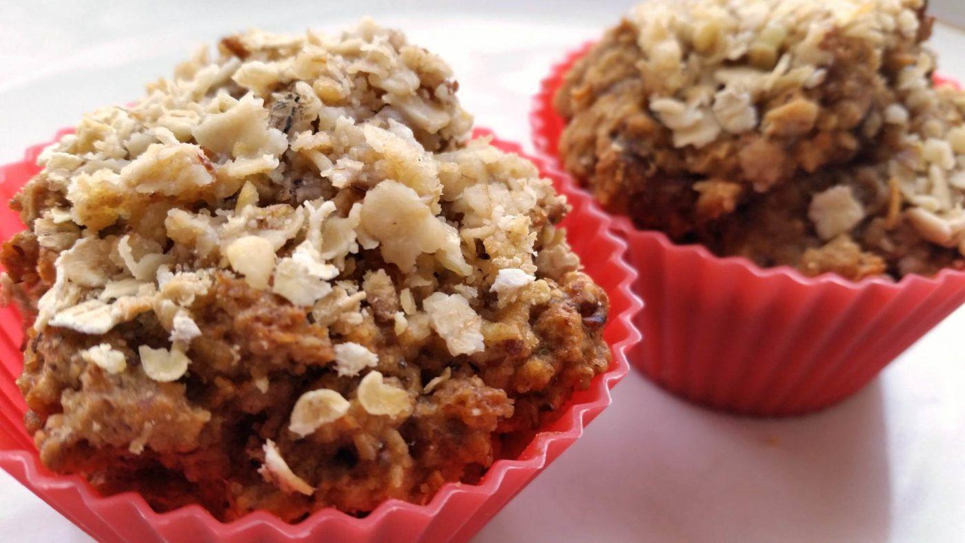 Recipe: Sweet Citrus Muffins (Vegan)
