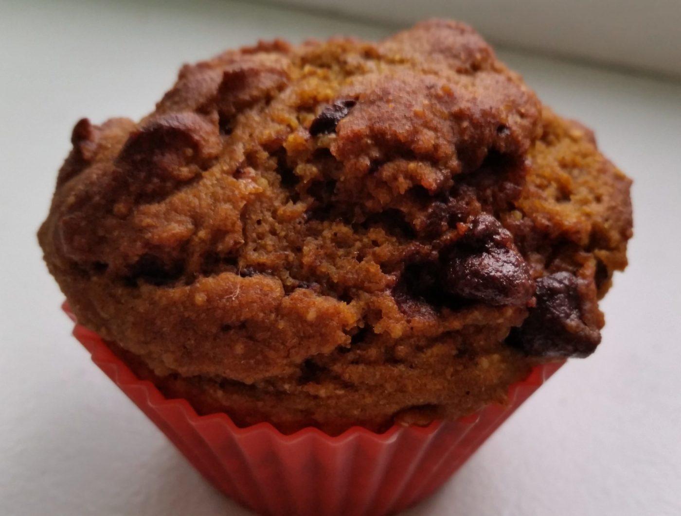 Recipe: Happy Halloween with Pumpkin Muffins (High-Protein, Low Sugar)