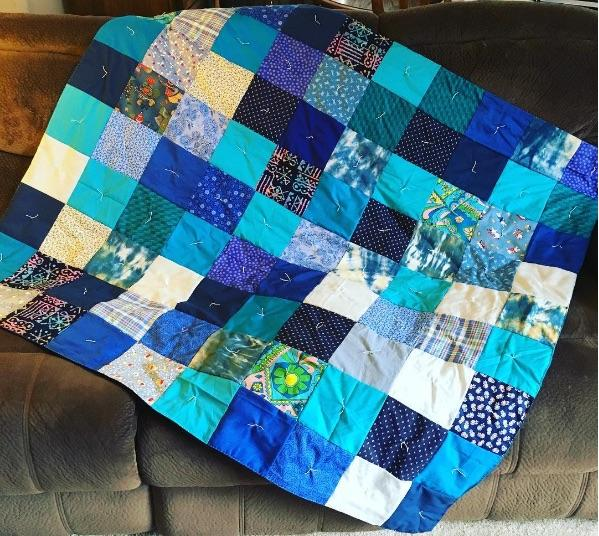 Charity auction: Cats & Quilts & Human Rights