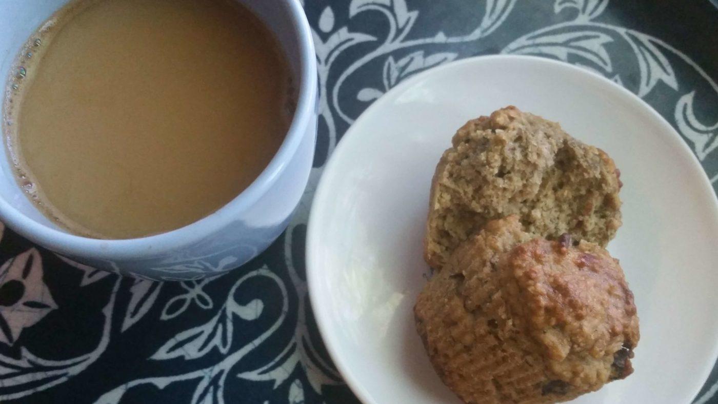 Recipe: Banana-Chocolate Chip Muffins, version #6