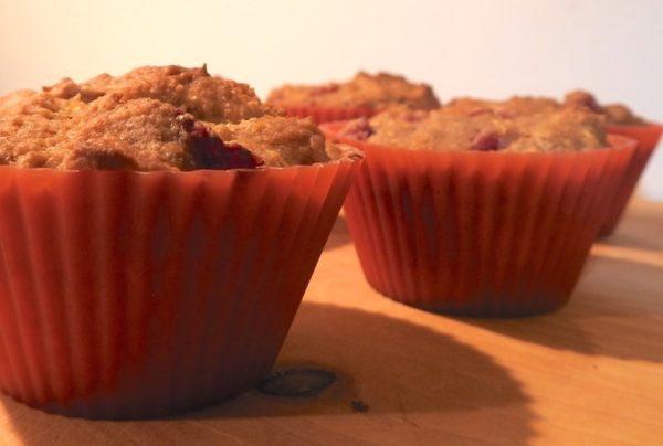 baobab-strawberry-zucchini muffins